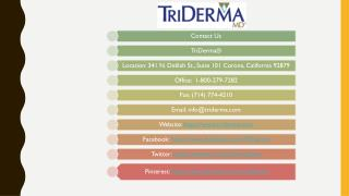 Must Have For Moms: Triderma Baby Care Products