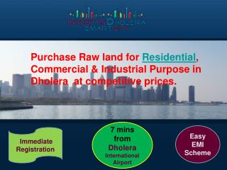 Dholera sir residential plots price