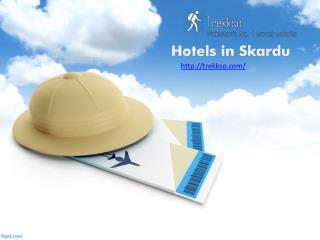 Hotels in Skardu