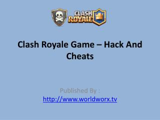 clash royale game tips and cheats