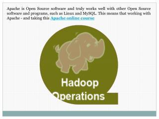Get Apache Online Course