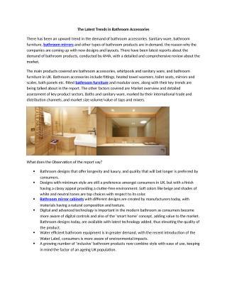 Bathroom Mirrors Buy Online | Bathroom Furniture Online | Online Bathroom Mirrors