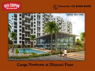Ganga New Town at Dhanori Pune