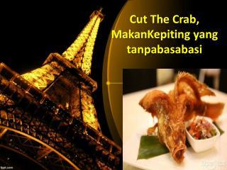 Restaurant Indonesia | Makan Kepiting