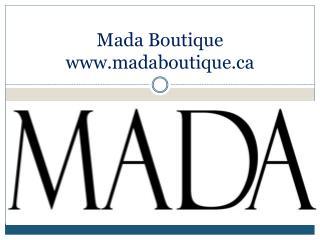 Mada Boutique