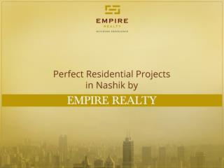 Residential Projects in Nashik!