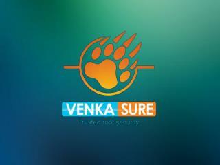 VenkaSure Mobile Security Presentation