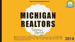 real estate agent in Michigan