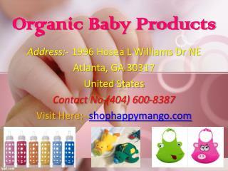 Organic Baby Products-Natural Kid