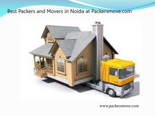 Fast and Best services for Packers and Movers in Noida