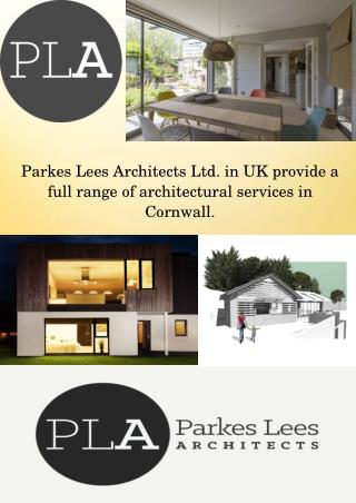 Architects in Cornwall