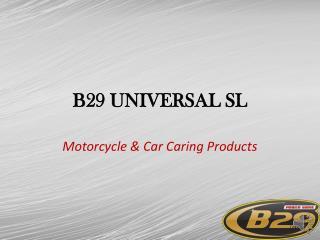 B29 Universal SL