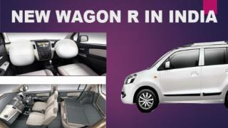 Maruti Suzuki Wagon R Features in India