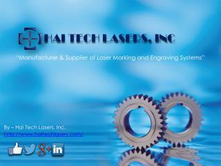 Hai Tech Lasers Inc