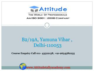 Attitude academy Best accounting courses after 12th