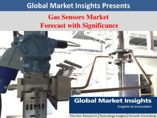 Gas Sensors Market by Technology, Gas Type, End-Use Application, and Geography