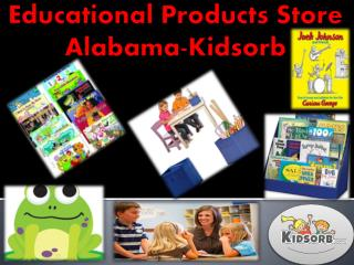 Educational Products Store Alabama - Kidsorb