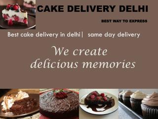 cake delivery delhi