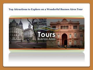 Wonderful Buenos Aires Tour