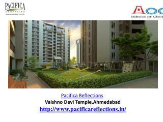 Pacifica Reflections new upcoming residential complex offered by Pacific companies.