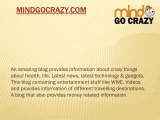 Mindgocrazy