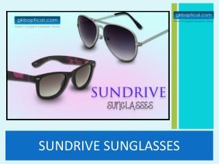 Sundrive Sunglasses online in India