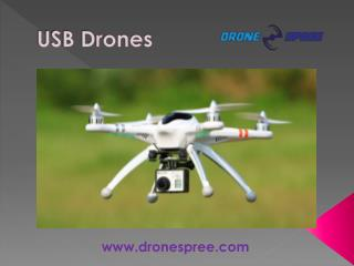 3-Drone Planes With Camera