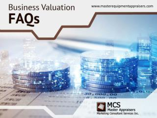 An Ultimate Guide on Business Valuation