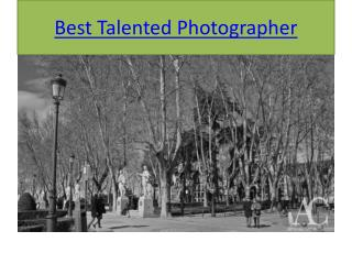 Best Young Photographer in India