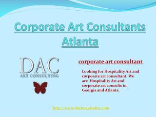 Atlanta Art Consulting