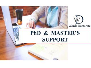 Thesis writing Services, Dissertation Writing Services Research Paper Writing Services