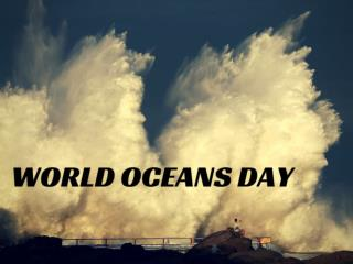 World Oceans Day