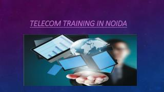 telecom training in noida