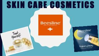 Chemical free skin care cosmetics : Beesline
