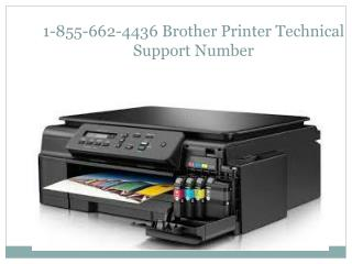 1-855-662-4436 Brother Printer Tech Support Number