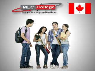 PG Diploma Programs in Mlc College Canada