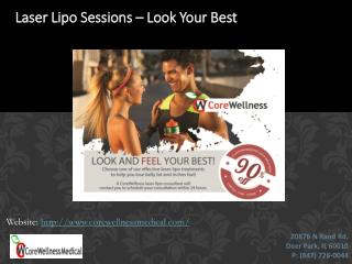 How Laser Lipo Can Help you with your Fat Loss Goals