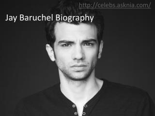 Jay Baruchel Biography | Biography Of Jay Baruchel