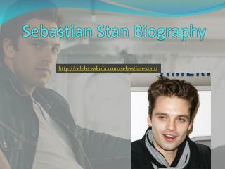 Sebastian Stan Biography | Biography of Sebastian Stan