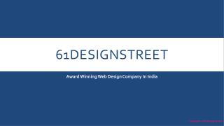 Award Winning Web Design Company 61 - Welcomes You