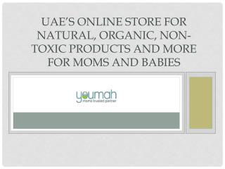 Baby Products In Dubai