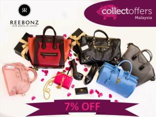 Revive Your Style With Trendy Shoes And Bagswith Reebonz Malasia