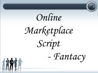 Online Marketplace Script