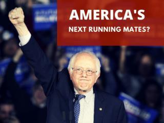 America's next running mates?