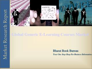 Global Generic E-Learning Courses Market