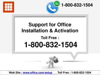 Download & Install Office Setup | www.office.com/setup