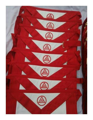 Royal Arch Apron