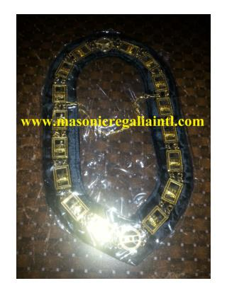 Knight Templar Chain Collar