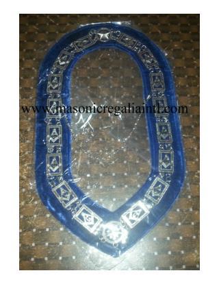 Master Mason Chain Collar