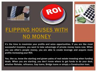 process of buying a house.